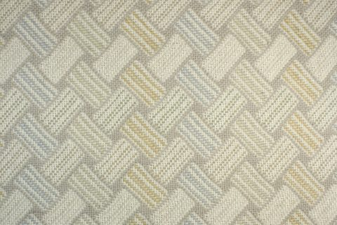 TRIPLE WEAVE - SUNFLOWER/GRAY/SEAMIST CARPET