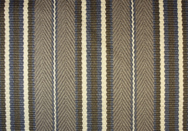 CLARENCE STRIPE - C10 BRITISH KHAKI CARPET