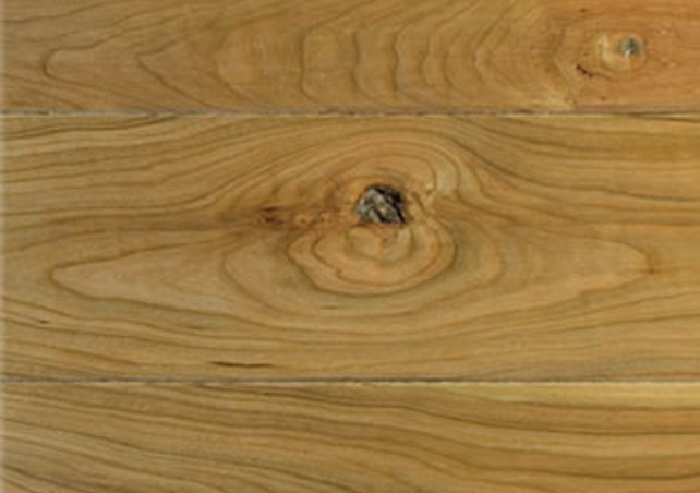 American Cherry Character Grade Natural Wood Watson Smith Flooring