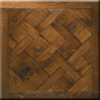 PARQUET - FOUNTAINBLEU BASKETWEAVE